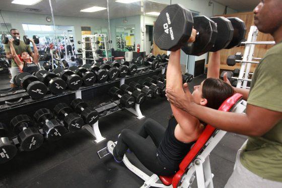 trening z trenerem - jak wybrać