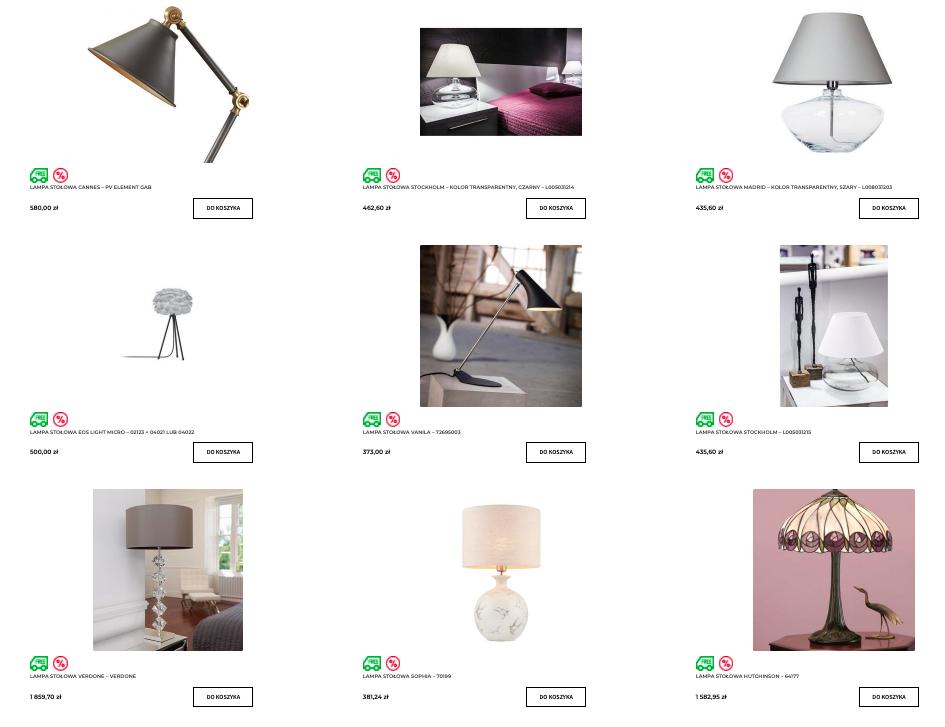 lampki do sypialni i zdjęcia aranżacji